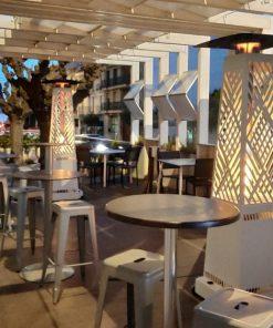 parasol-chauffant-extérieur-pellet-chauffage-terrasse-brasero-brasserie